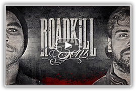 Roadkill Sons - Tribute to Death/Bad Days (Lyric Video)